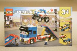 Lego Creator - LE SPECTACLE DES CASCADEURS Mobile Stunt Show Réf. 31085 Neuf En Boîte - Lego