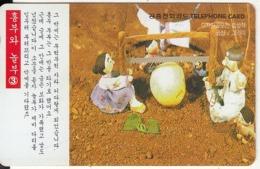 SOUTH KOREA - Old Story/Hngboo & Nolboo Brother, CN : MC00D01085, 01/00, Used - Corée Du Sud