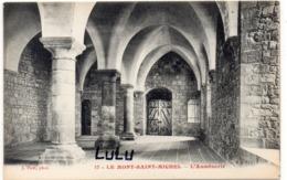 DEPT 50 : édit. J Puel Photo N° 17 : Le Mont Saint Michel ; L Aumônier - Le Mont Saint Michel