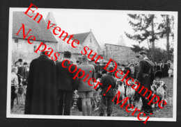 Puiseux En Retz Chasse à Courre Vènerie / Près De Villers-Cotterêts Soissons Aisne / Photo 11X16cm Env (No CP) - Villers Cotterets