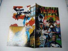 VENOM SEMIC N°5 VENOM CONTRE LE FLEAU - Spiderman