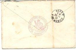 BASE MILITAIRE DE BEYROUTH . 1922 - Levant (1885-1946)