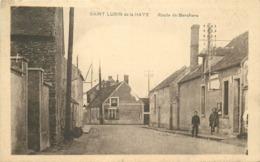 SAINT LUBIN De La HAYE-route De Berchère - Otros Municipios