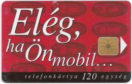 Hungary - Matáv - Mobilkártya - 10.1998, 50.000ex, Used - Hongrie