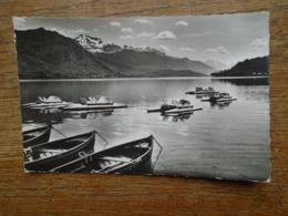 Lac D'annecy , Calme Du Matin - Annecy