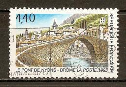 1995 - Le Pont De Nyons (Drôme) - N°2956 - Gebraucht