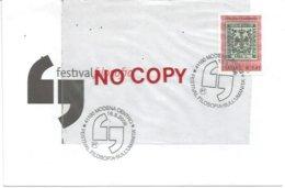 Modena, 16.9.2006, Annullo Figurato Festival Filosofia Sull'Umanità, Su Busta Illustrata. - Italy