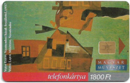 Hungary - Matáv - Vajda Lajos - 05.1999, 50.000ex, Used - Hongrie