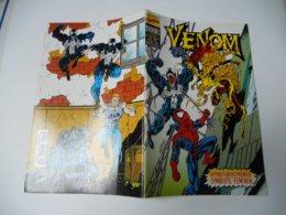 VENOM SEMIC  N°2 APPARITION DU PREMIER SYMBIOTE FEMININ - Spiderman