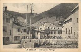 LA CLUSAZ- Intérieur Du Village - La Clusaz