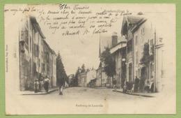 88 Vosges RAMBERVILLERS Env D Epinal St Dié Lunéville - Rambervillers