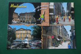 P ) DIVERS VUES MONTAUBAN - Montauban