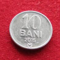 Moldova 10 Bani 2015  Moldavia Moldavie - Moldavië