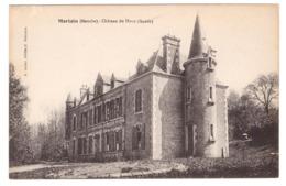 MORTAIN - Château Du Houx (façade ) - France
