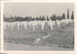 Militaria - Cimetière Des Militaires à CASABLANCA - Le 25 Juillet 1961 _ - Army & War