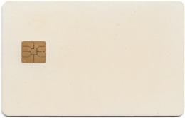 Plain White Solaic Matt Surface Card - Telefonkarten