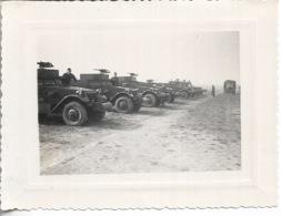 Militaria - Photo De Plusieurs Véhicules - - Véhicules