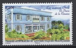 T.A.A.F. 2011 N° Y&T 596 **, MNH, Fraîcheur Postale. Cote Y&T 2017 : 2,40 € - Terres Australes Et Antarctiques Françaises (TAAF)