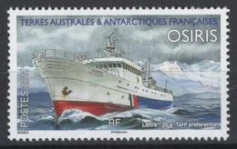 T.A.A.F. 2011 N° Y&T 594 **, MNH, Fraîcheur Postale. Cote Y&T 2017 : 3 € - Terres Australes Et Antarctiques Françaises (TAAF)