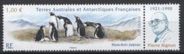 T.A.A.F. 2011 N° Y&T 595 **, MNH, Fraîcheur Postale. Cote Y&T 2017 : 4 € - Terres Australes Et Antarctiques Françaises (TAAF)