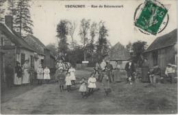TRONCHOY- Rue Bezencourt - Frankreich