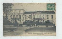 Montpellier (34) : L'Institut Physicothérapique Bd Des Arceaux En 1911 (animé) PF. - Montpellier