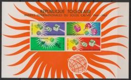 Togo - 1964 - Bloc Feuillet BF N°Yv. 13 - Année Du Soleil Calme - Neuf Luxe ** / MNH / Postfrisch - Afrika