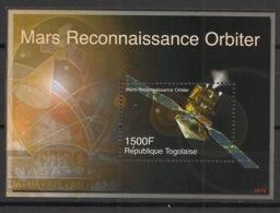 Togo - 2006 - Bloc Feuillet BF N°Yv. 364 - Mars / Orbiter / Espace - Neuf Luxe ** / MNH / Postfrisch - Afrika