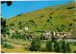 Pontechianale (Cn). Panorama. VG. - Cuneo