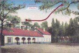 Beverlo BeringenSchlachthaus Stermpel Cachet   1° WO - Beringen