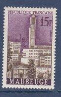 N° 1153 Villes Reconstruites Maubeuge: Un Timbre Neuf Ilmpeccable Sans Charnière - Unused Stamps