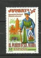 ESPAÑA 1997 Edi:ES 3470 ** MNH - 1931-Hoy: 2ª República - ... Juan Carlos I