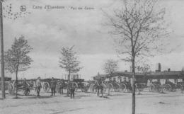 Camp D'Elsenborn.  Parc Des Canons. Nels--  Scan - Materiaal