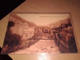 L'Ariège Devant Le Teich - Ax Les Thermes