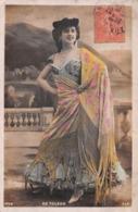 Carte CPA Fantaisie - Artiste De Toledo - Jolie Jeune Femme - 1906 - Entertainers