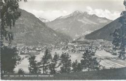 Haldenstein -  Blick Vom Maiensäss Nach Chur           Ca. 1950 - GR Grisons