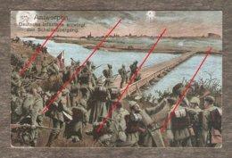 Antwerpen 1914-1918 Feldpost - Antwerpen