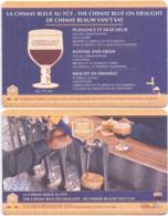 #D239-042 Viltje Chimay - Bierviltjes