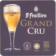 #D239-048 Viltje St.Feuillien - Bierviltjes