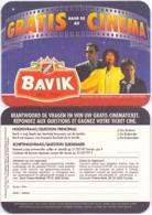 #D239-049 Viltje Bavik - Bierviltjes