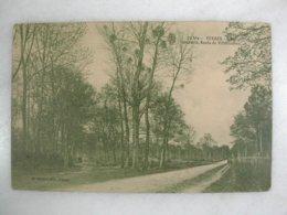 YERRES - Allée Couverte - Route De Villecresnes - Yerres