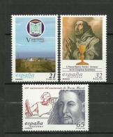 ESPAÑA 1997 Edi:ES Edi:ES 3505/07 ** MNH - 1931-Hoy: 2ª República - ... Juan Carlos I