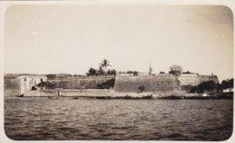 OLD PHOTO - VIEILLE PHOTO * MOZAMBIQUE - Port De Vasco De Gama * RARE ! 13 X 7.9cm - Mozambique