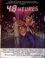 Aff Ciné Orig 48 HEURES 86 40X60 Walter Hill Eddy Murphy Nick Nolte - Plakate & Poster