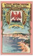 Chromo Pub ROYAL MOKA - Bourgeois & Labre, Cambrai Proville (Nord) Armes Des Villes De France - NICE - Tea & Coffee Manufacturers