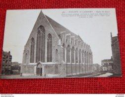 WOLUWE St LAMBERT  -  Eglise St Henri - St-Lambrechts-Woluwe - Woluwe-St-Lambert