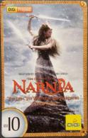 Prepaidcard Malaysia - Digi - Movie,Film,cinema - Narnia - Cinema