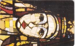 Venezuela, CAN2-0120a. Second Popel Visit. February 1996, Interior Del Santuario, 2 Scans. GEM1A (Symmetric Black) - Venezuela