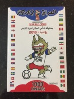 Iraq 2018 MNH Russia World Cup Football Soccer  SS - Irak