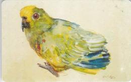 Venezuela, CAN2-0159b. Loro Real (4/6), Tropical Bird, 2 Scans. GEM1A (Symmetric Black) - Venezuela